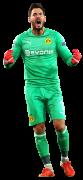 Roman Bürki football render