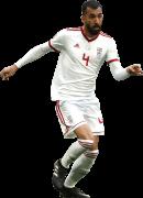 Rouzbeh Cheshmi football render