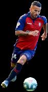 Ruben Garcia football render