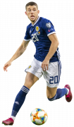 Ryan Christie football render