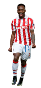 Saido Berahino football render