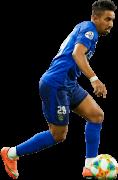 Salem Al-Dawsari football render