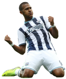 Salomon Rondon football render