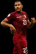 Salomon Rondon football render