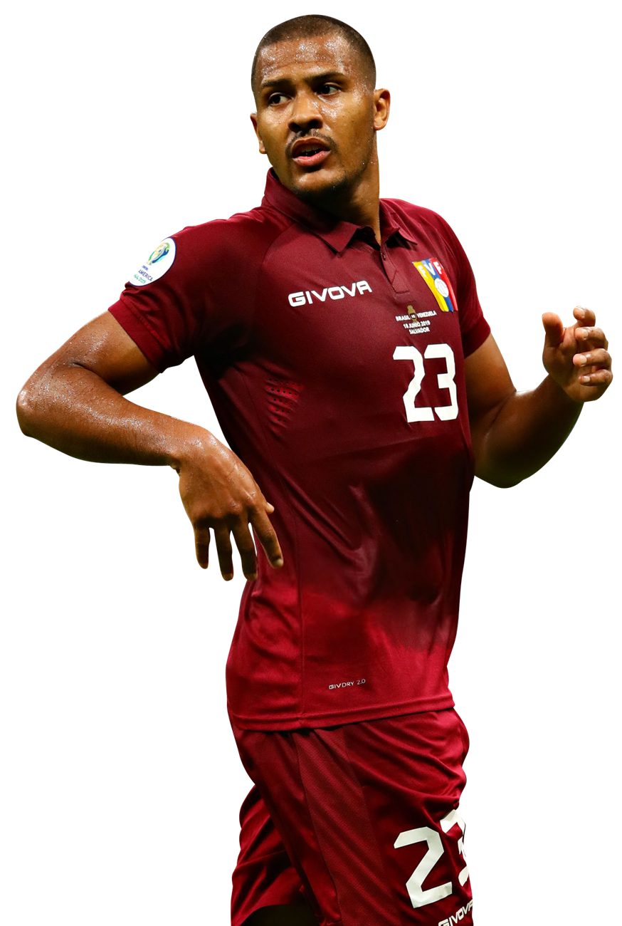 Salomon Rondon render