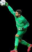 Salvatore Sirigu football render