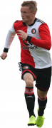 Sam Larsson football render
