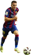 Sandro Ramirez football render