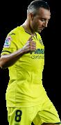 Santi Cazorla football render