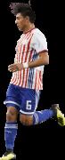 Santiago Arzamendia football render