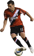 Javier Saviola football render