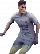 Patrik Schick football render