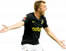 Sebastian Larsson football render