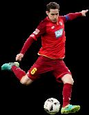 Sebastian Rudy football render
