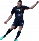 Sebastian Walukiewicz football render