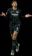 Sebastien Haller football render