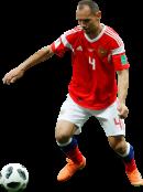 Sergey Ignashevich football render