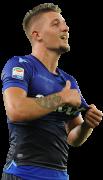 Sergej Milinkovic-Savic football render