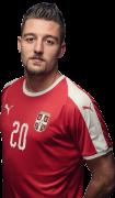 Sergej Milinković-Savić football render