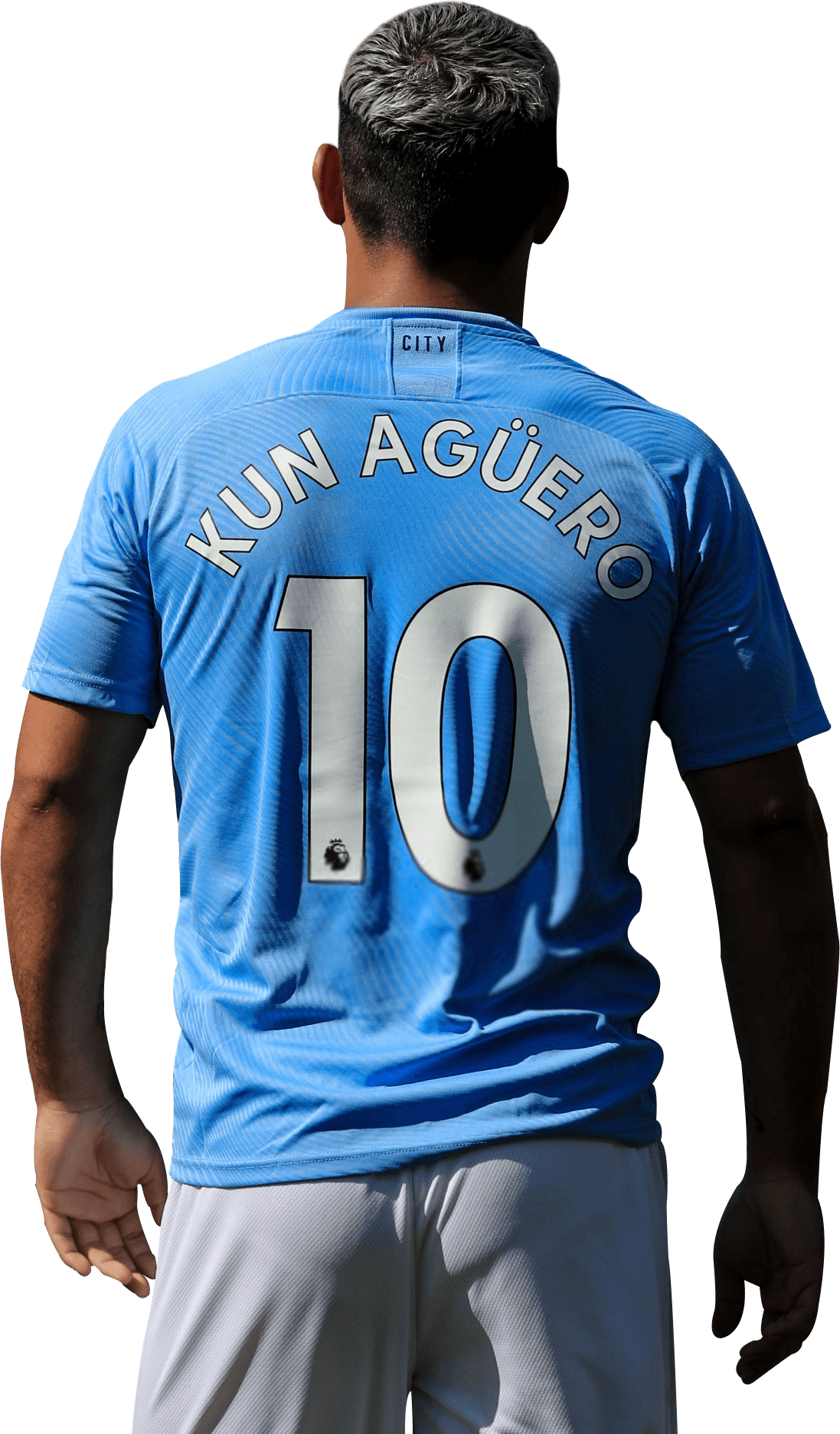 - Sergio Agüero render 58557 - FootyRenders football