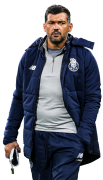 Sergio Conceicao football render