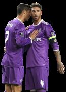 Sergio Ramos & Cristiano Ronaldo