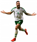 Shane Duffy football render
