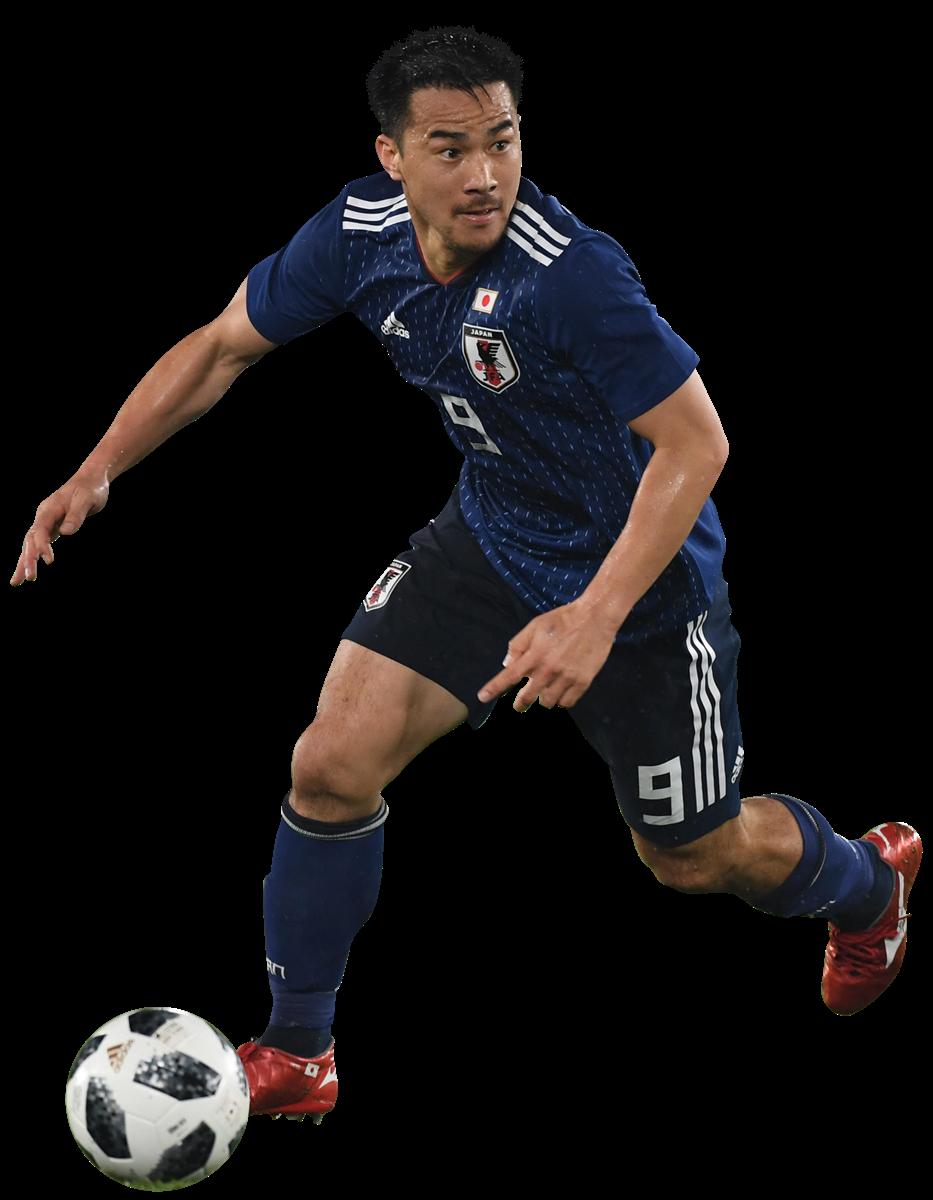 Shinji Okazakirender