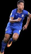 Siroch Chatthong football render
