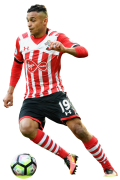 Sofiane Boufal football render