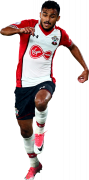 Soufiane Boufal football render