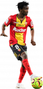 Souleymane Diarra football render