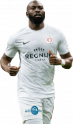 Souleymane Doukara football render