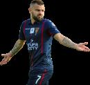Spas Delev football render