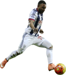 Stephane Sessegnon football render