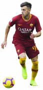 Stephan El Shaarawy football render