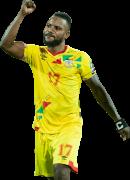 Stéphane Sessègnon football render