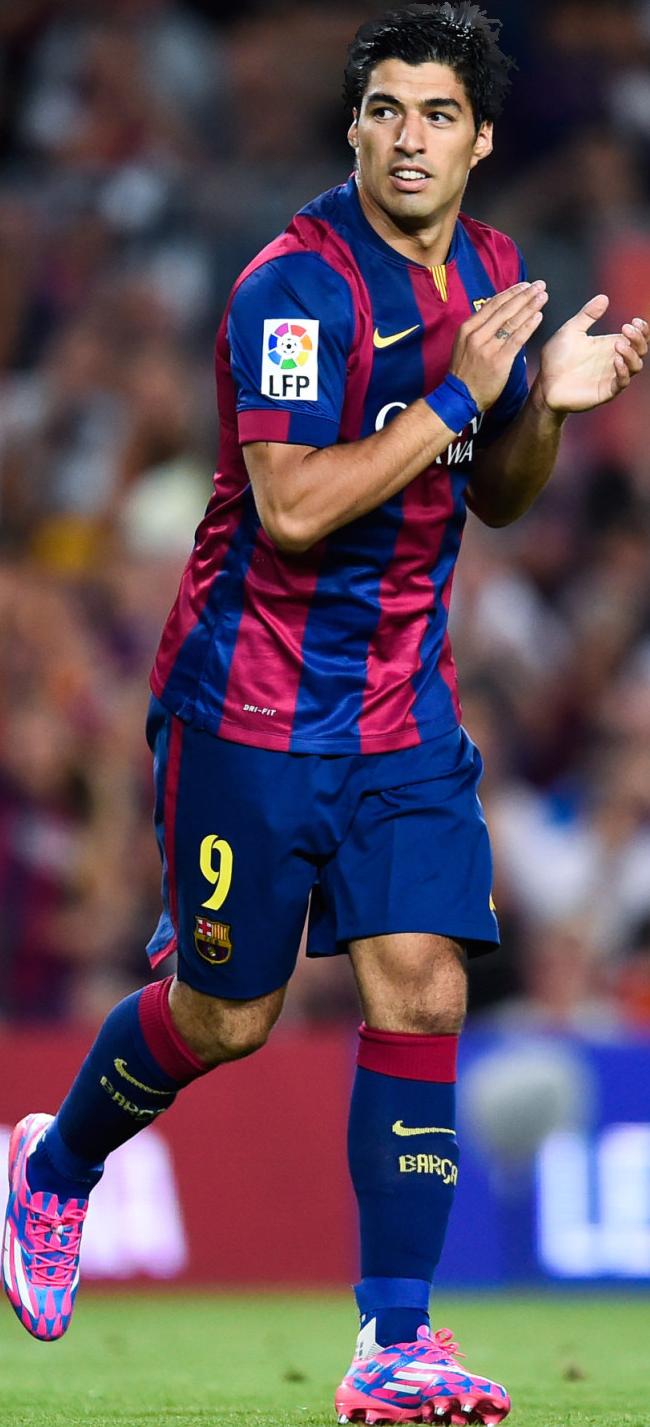 Luis suarez render barcelona - Render barcelona ...