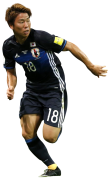 Takuma Asano football render