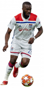 Tanguy Ndombélé football render