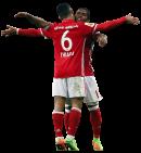 Thiago Alcântara & Douglas Costa
