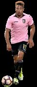 Thiago Cionek football render