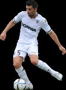 Thomas Mangani football render