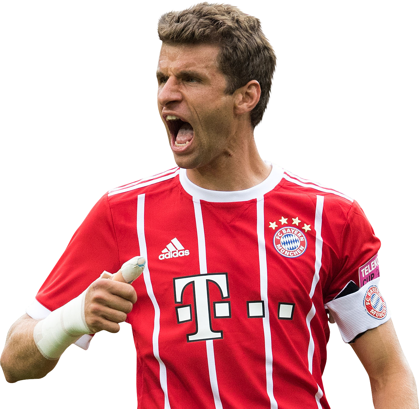 Thomas Müller render