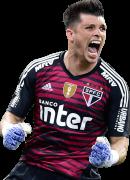 Tiago Volpi football render