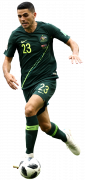 Tom Rogic football render