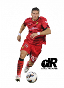 Tomer Hemed football render