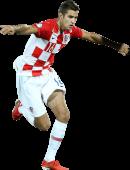 Toni Borevkovic football render
