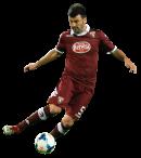 Cesare Bovo football render