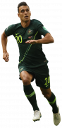 Trent Sainsbury football render